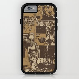 One Sunday Afternoon iPhone Case