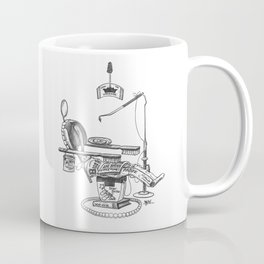 Dentist Chair Coffee Mug
