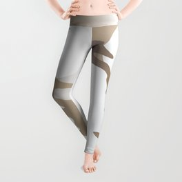 Coffee Milk Eternity Leggings