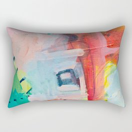 Gin Fizz Rectangular Pillow