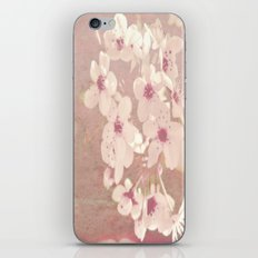 My heart has bloomed iPhone & iPod Skin