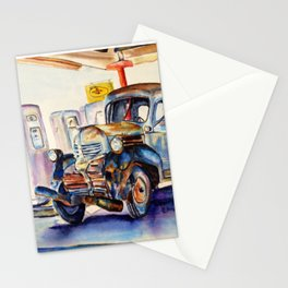 Outta Gas Stationery Cards