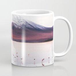 Bolivian Flamingos Coffee Mug