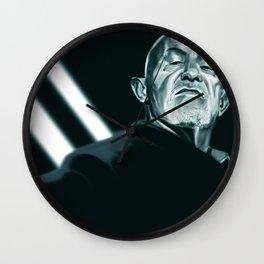 Mike Ehrmantraut - Breaking Bad Wall Clock