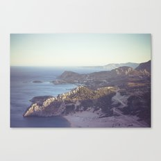 Beyond our life Canvas Print