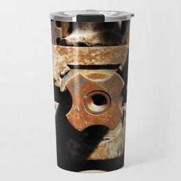Shaft clutch metal engine Travel Mug