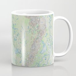 Sheltered forests Coffee Mug