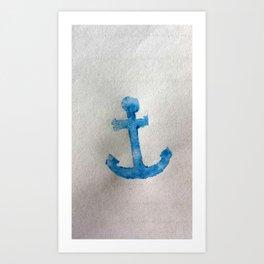 Petit-De-Grat Art Print