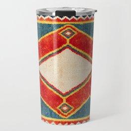 Qashqa'i Gabbeh Fars Southwest Persian Rug Print Travel Mug