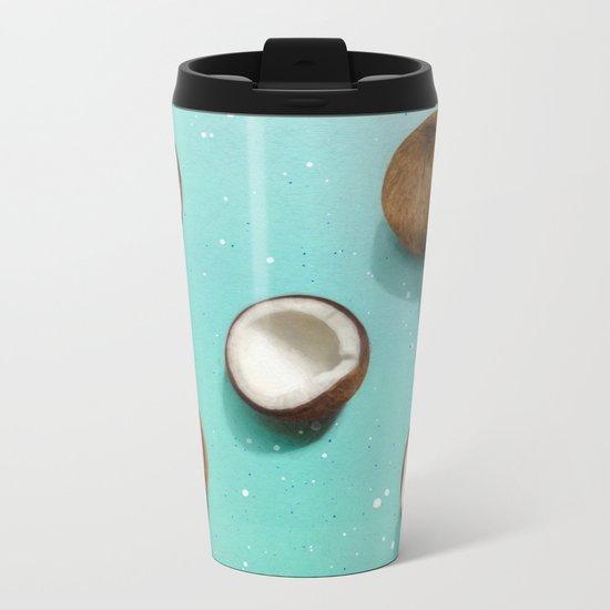 fruit 6 Metal Travel Mug