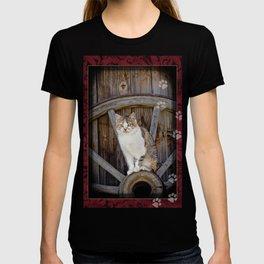 Rustic Ruby T-shirt