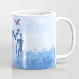 Tech Meets Nature Coffee Mug