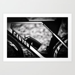 Leica Canyon Art Print