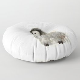 little penguin Floor Pillow