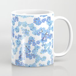 Forget me not I Coffee Mug