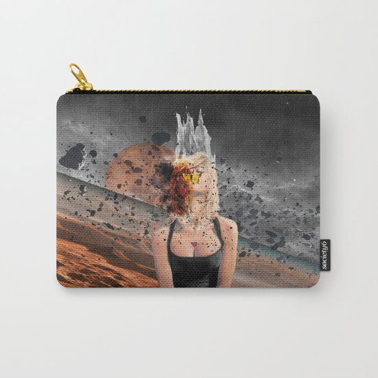 Meteor Girl Carry-All Pouch