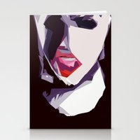 sin city Stationery Cards featuring Sin City by Javier Martinez