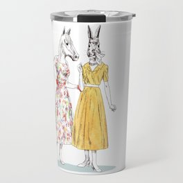 Bestial ladies Travel Mug