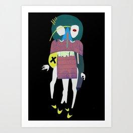 Collectivism #1 Art Print