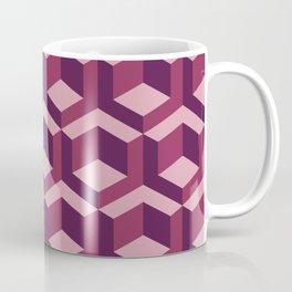Cube Illusion 2 Coffee Mug