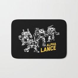 Alpha Lance Bath Mat