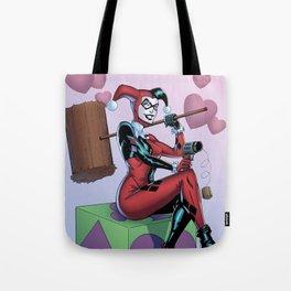 Harley's Mad Love Tote Bag