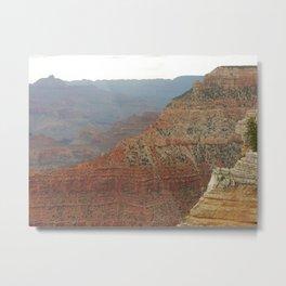 Grand Canyon Layers Metal Print