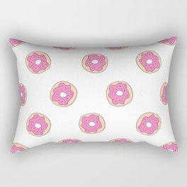 ich bin ein berliner // i am a donut II Rectangular Pillow