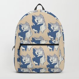 Husky Hugs Backpack