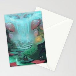 Hidden Kingdom Stationery Cards