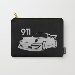 Porsche 911 - silver - Carry-All Pouch