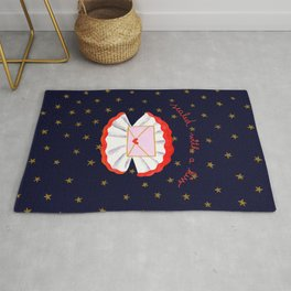 Sealed with a Kiss Rug