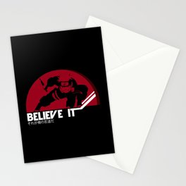 BELIEVE IT! Naruto Stationery Cards