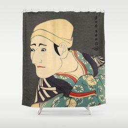 Sharaku #1 Shower Curtain