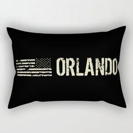 Black Flag: Orlando Rectangular Pillow