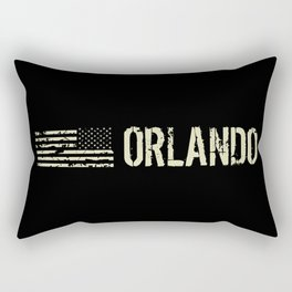 Black Flag: Orlando Rectangular Pillow