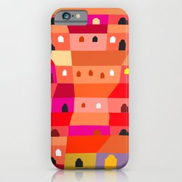 Guatemala City for Beginners iPhone Case