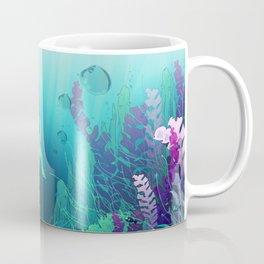 Deep down in the water Coffee Mug