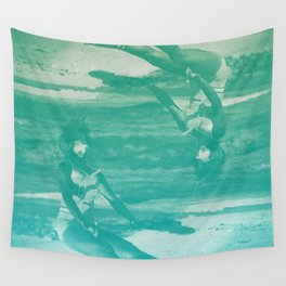 And Then Nothing Turned Itself Inside-Out Wall Tapestry