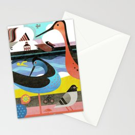 OBX Stationery Cards