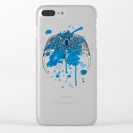 Rowena Ravenclaw Clear iPhone Case