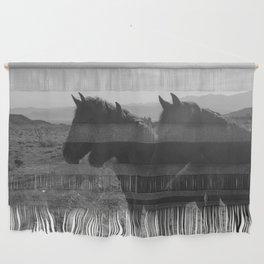 Desert Horses Wall Hanging