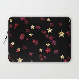 The night sky. Stars Laptop Sleeve