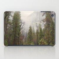 yosemite iPad Cases featuring YOSEMITE by Xziel