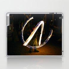 Fire Poi. Laptop & iPad Skin