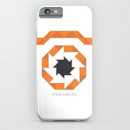 oj.origami iPhone Case
