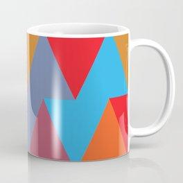 Triangles #2 Coffee Mug