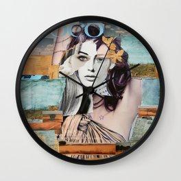 Coco de la Mancha  Wall Clock