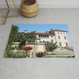 A Villa In Italien Style Rug