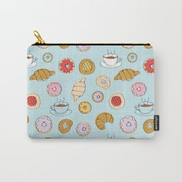 Breakfast in Paris Carry-All Pouch